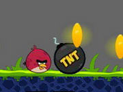 game Angrybirds Bomb Zombies