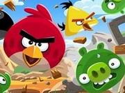game Angrybirds Vs Greenpig