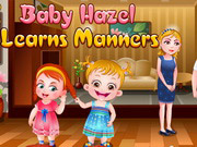 game Baby Hazel Learns Manners