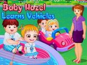 game Baby Hazel Learns Vehicles