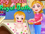 game Baby Hazel Royal Bath