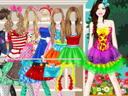 game Barbie Fashion Dress Up