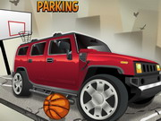 game Basketball Court Parking