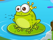 game Care Cute Frog