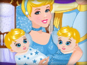 game Cinderella Gives Birth To Twins