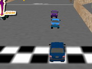 game City Block Racing 3d