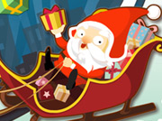 game Crazy Santa Racer