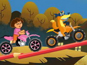 game Dora The Explorer Racing