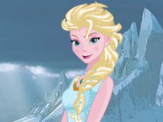 game Elsa The Snow Queen