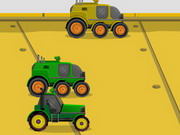 game Futuristic Tractor Racing
