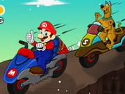 game Mario Bike League