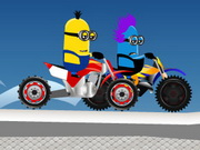 game Minion Racing