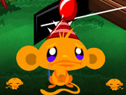 game Monkey Go Happy Balloons