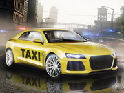 game New City Taxi Driver