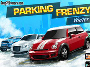game Parking Frenzy: Winter