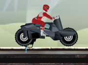 game Power Ranger Hero Racing