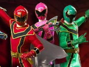 game Power Rangers