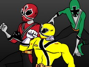 Power Rangers Hostage Rescuse