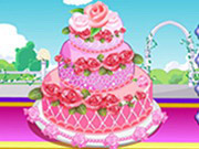 game Rose Wedding Cake 2