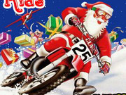 game Santa Fun Ride
