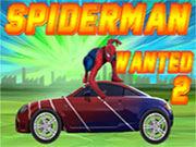 game Spiderman Wanted 2