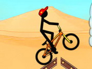 game Stickman Freestyle Bmx