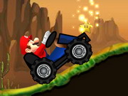 game Super Mario Racing Mountain