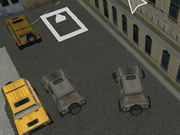 game Suv Parking 3d