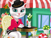 game Talking Angela Dressup