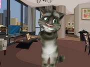 game Talking Tom Room Decoration