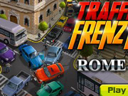 game Traffic Frenzy: Rome