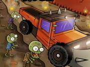 game Zombie Destroyer Rush