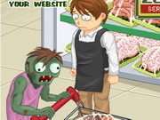 game Zombie Mart